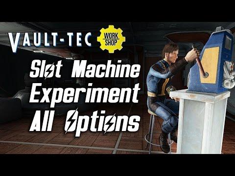 Fallout 1 slot machine
