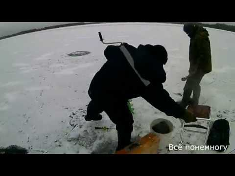Рыбалка в Омской области. Тюкалинск