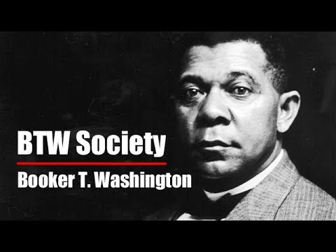 The Story And The Values Of Booker T. Washington