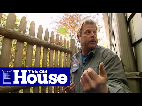How To Grade Around A Foundation This Old House Youtube