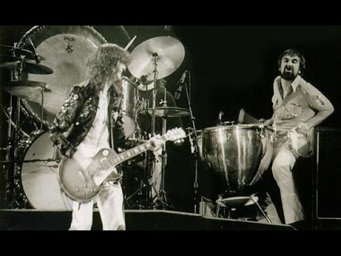 Led Zeppelin - Moby Dick (W/Keith Moon) [1977/06/23 @ The Forum, Inglewood, CA]
