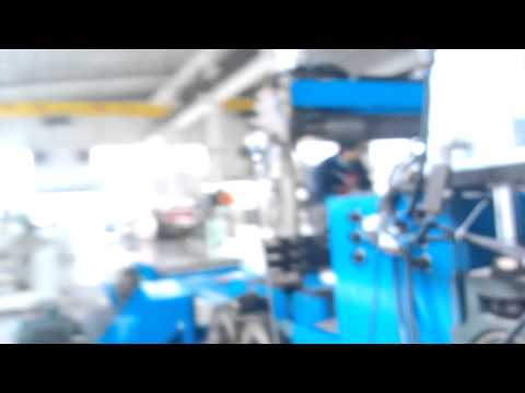 6 meters wide HDPE water proof sheet extrusion production line