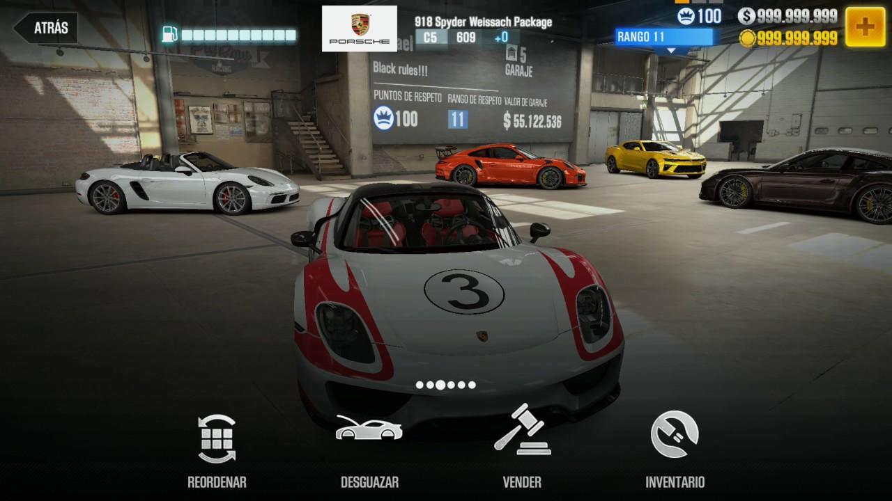 Csr racing 2 hack apk español | Download CSR Racing 2 MOD