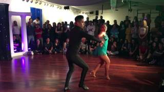 Utah King and Queen of Bachata Competition 2016