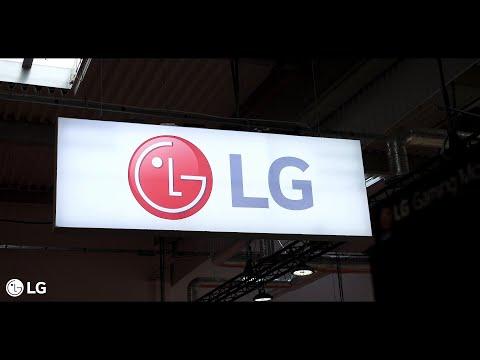 Nowości Od LG Na Targach Electronics Show 2019