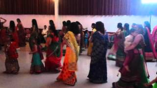 Navratri 2015  Navrang in Perth australia.Day1