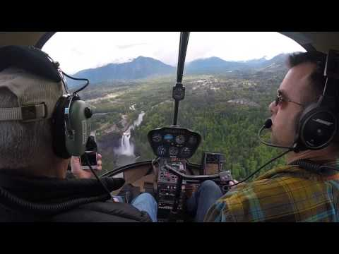 Seattle Helicopter Tour - Mother's Day 2017