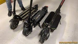 Halten RS-03 2400W!!!! Будущее уже наступило! Электросамокатная бомба 2019!!!