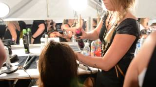 Backstage at New York Fashion Week with Ricky's NYC: Charlotte Ronson and Skyn ICELAND Thumbnail