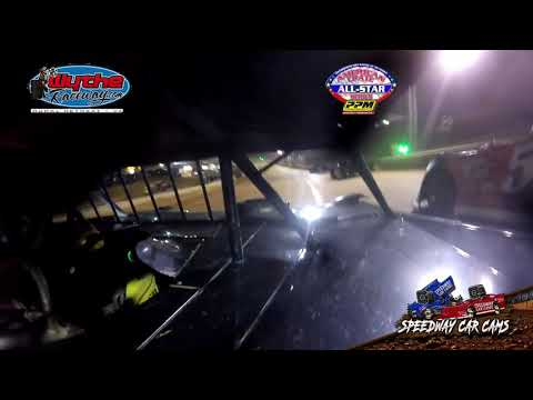 #002 Tyler Arrington - Crate Late Model - 8-31-19 Wythe Raceway - In-Car Camera