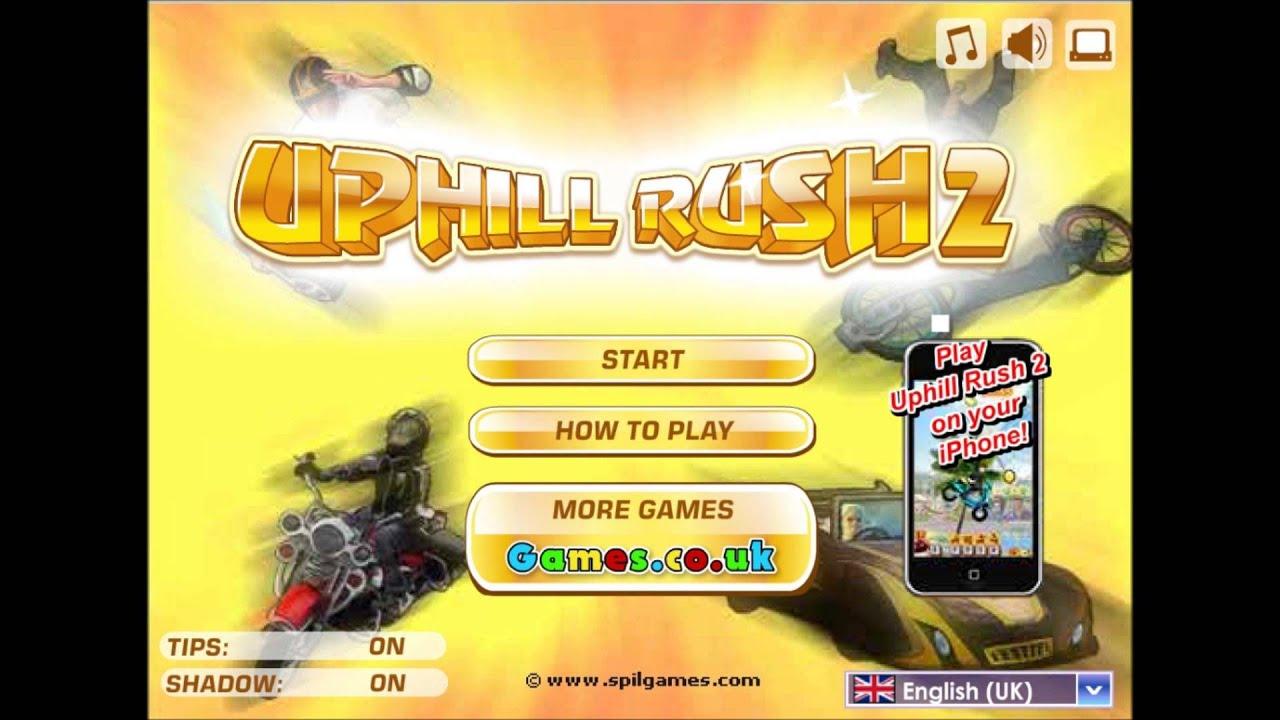 uphill rush 2 para xo