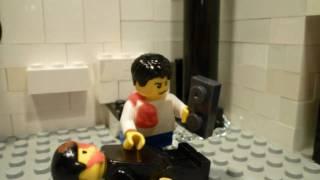 Lego Saw Ending