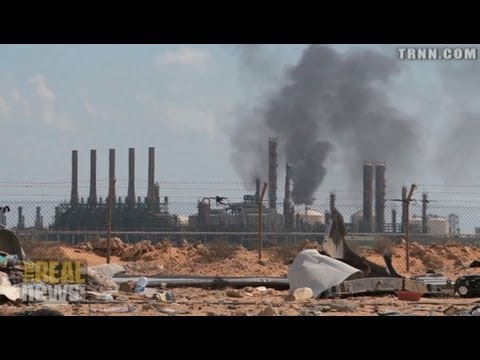 Libyans Debate Who Will Benefit from their Oil