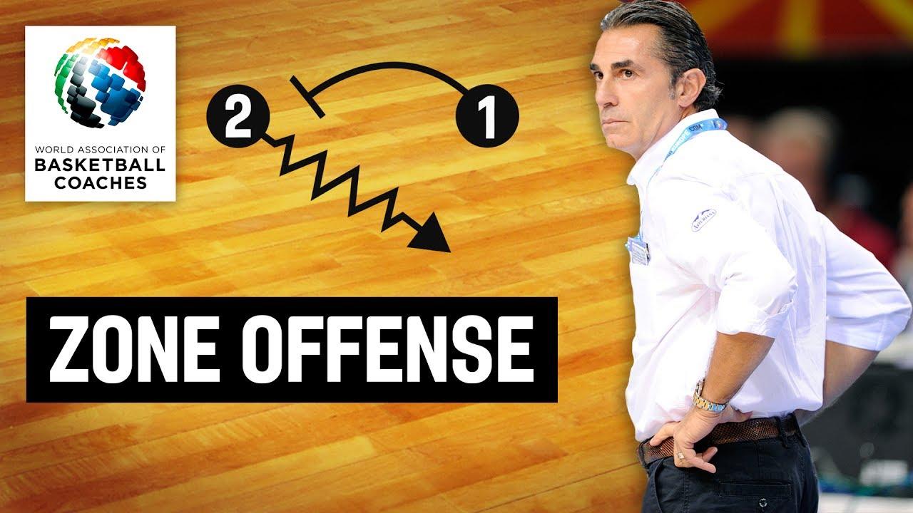Zone Offense - Sergio Scariolo