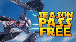 sEASON PASS IS FREE - Star Wars Battlefront