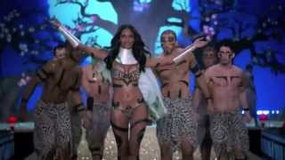 TOP 10 FASHION MODELS FROM VICTORIA'S SECRET FASHION SHOW