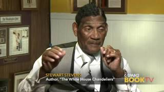 Stewart Stevens discusses his 40 years working in The White House