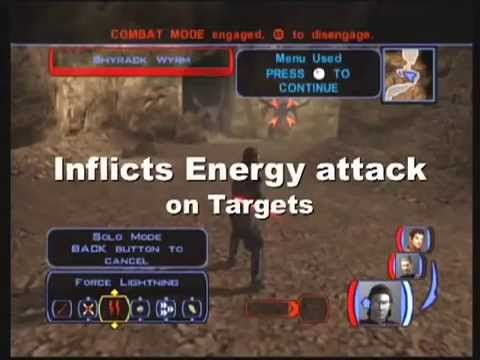 Star Wars Knights of the Old Republic: Force Powers