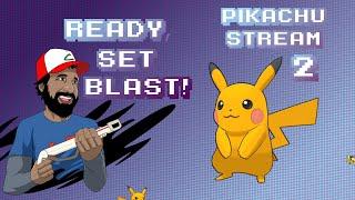 Pokémon Let's Go: Shiny Hunt - Pikachu Stream 2