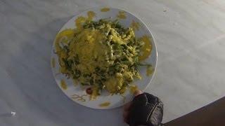 Фасоль с сыром
