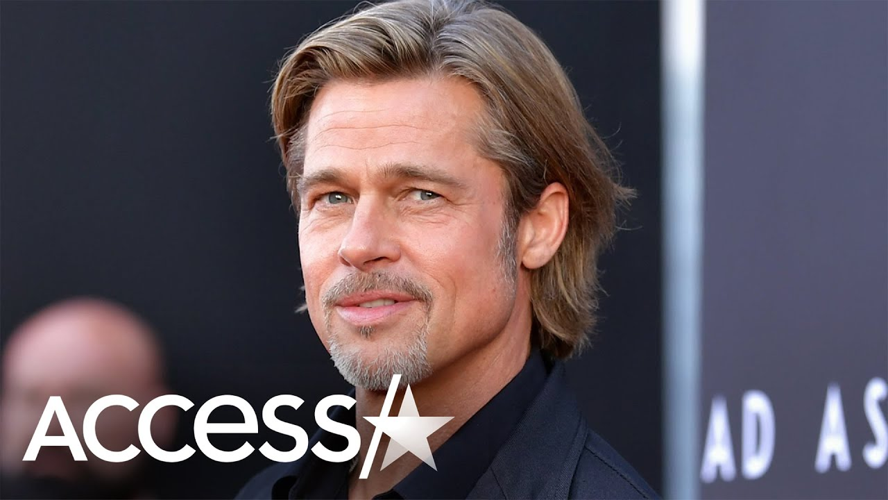 Brad Pitt's Style Is About Comfort As He Gets 'Older' & 'Crankier'