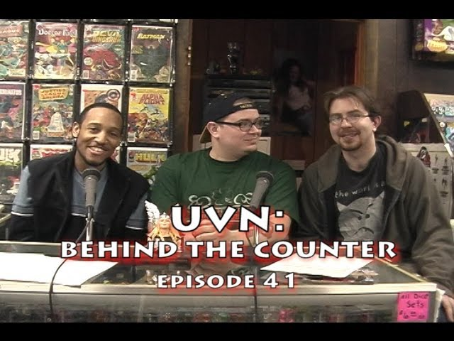UVN: Behind the Counter 41
