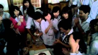 Happy Birthday Mama Hoa