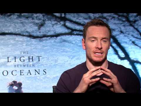 The Light Between Oceans: Michael Fassbender Official Movie Interview