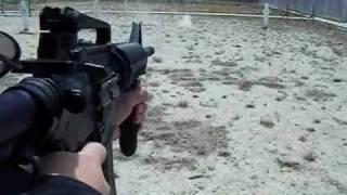 Armas al Detalle en Mexico - Colt M4 calibre .22lr Parte 2