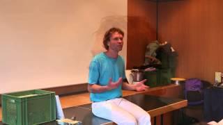 Vortrag mit Matthias Langwasser - Praktische Tipps für vegane Ernährung