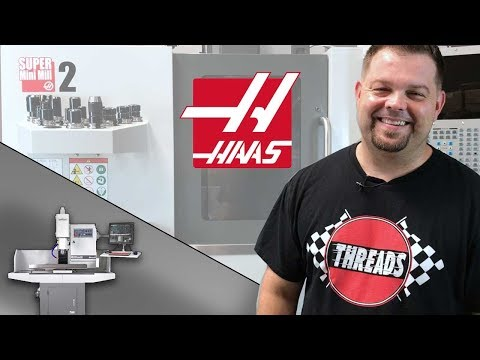 From DIY CNC to Haas: Super Mini Mill 2