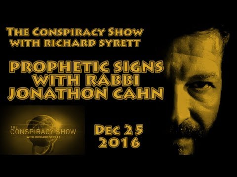 Podcast Dec25, 2016 Prophetic Signs with Rabbi Jonathan Cahn