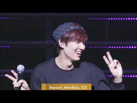 "20140329【OFFICIAL/ENG】LEE MIN HO ""My Everything - Encore In Yokohama"" - ""Say Yes"""