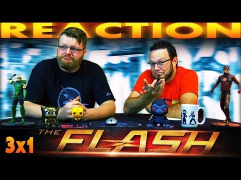 "The Flash 3x1 PREMIERE REACTION!! ""Flashpoint"""