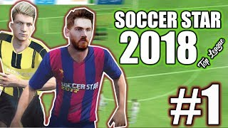 Soccer Stars 2018 Top Leagues (best football game) android gameplay