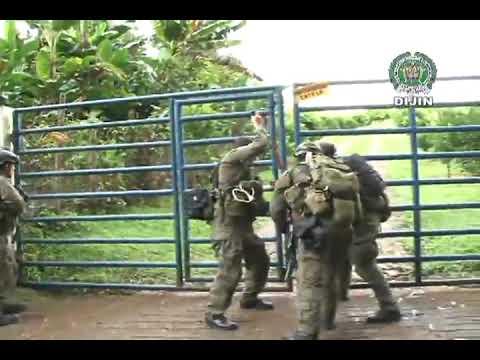 Grupo Elite Antiterrorista