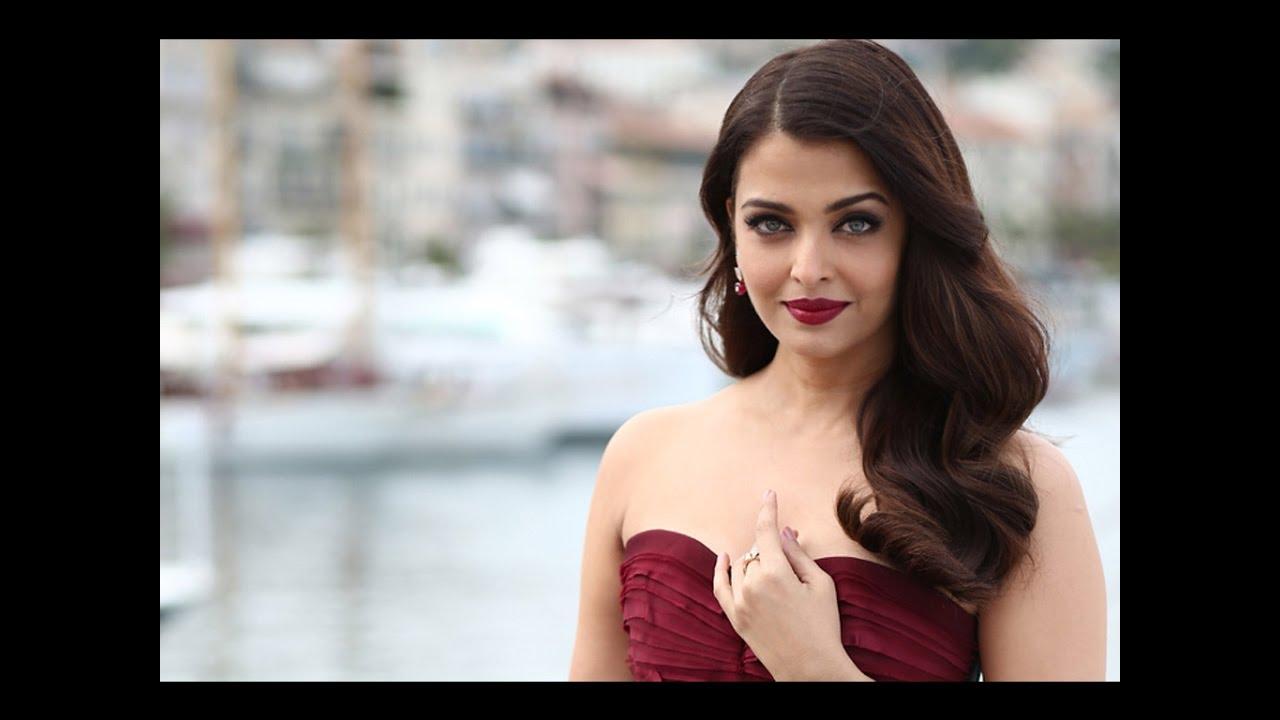 aishwarya rai bachchan glamorous looks hd wallpapers video - youtube