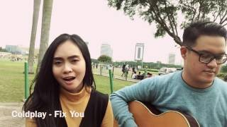 Coldplay - Fix You (Aviwkila Short Cover)