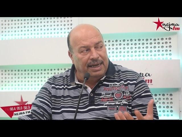 صلاح بن عمر رئيس لجنة التنظيم بالنجم الساحلي  :