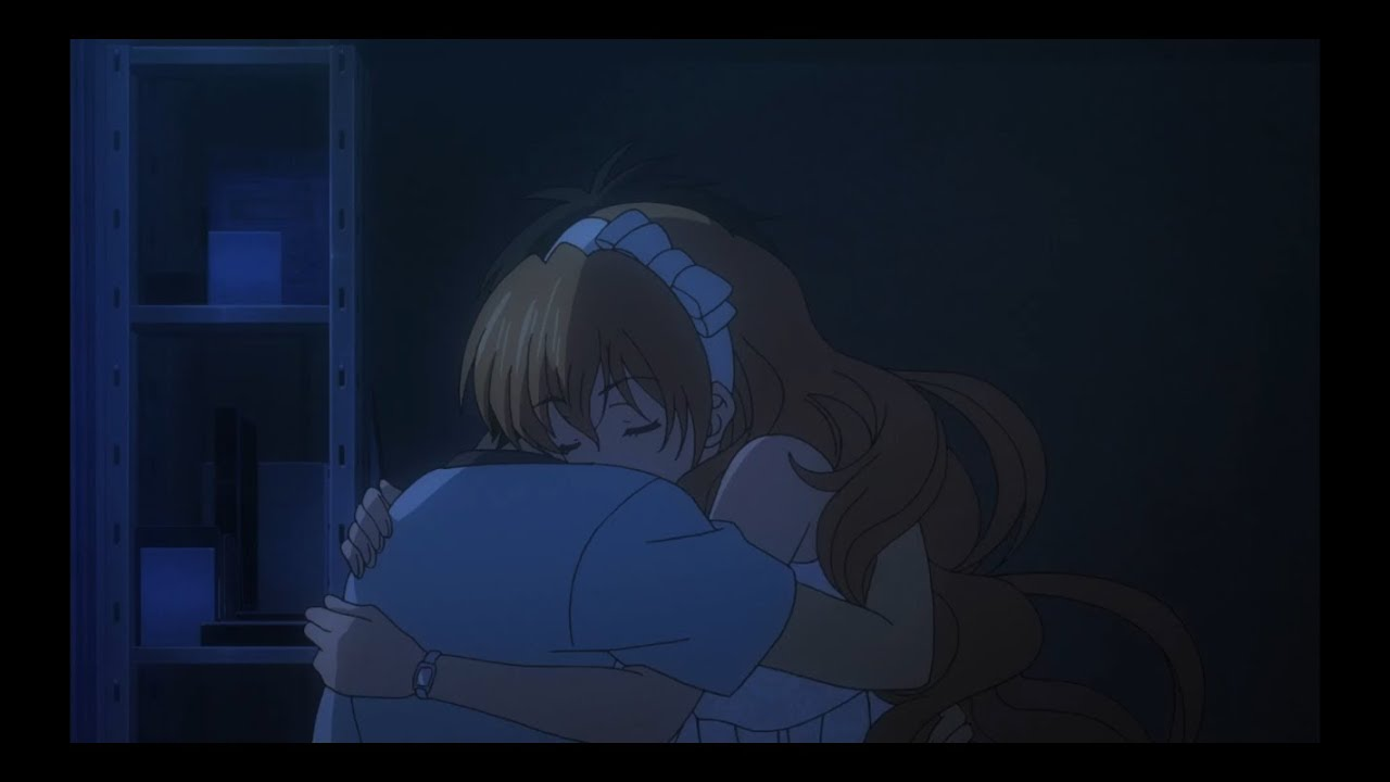 golden time | episode 10 review | kaga lays it all out! love for