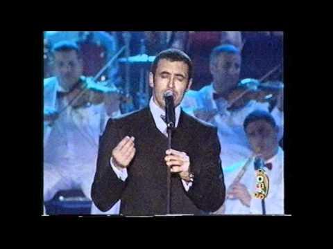 كاظم الساهر..موال يا عود + يا ساكنة حينا..مهرجان أوربت 99