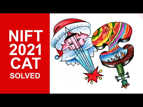 NIFT CAT 2021 SOLVED -01