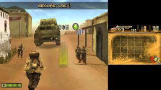 Brothers in Arms DS gameplay 3