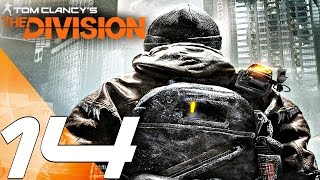 The Division (PS4) - Gameplay Walkthrough Part 14 - Queens Tunnel Camp & Sgt. King Boss (Full Game)