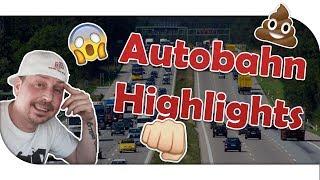 Da hätte es fast gekracht,eure Videos! Highlights von der Autobahn