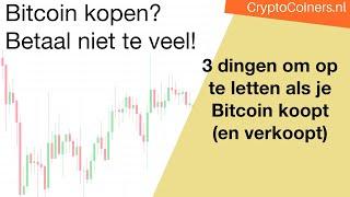 Bitcoin kopen en verkopen, een wallet maken: zo werkt het!