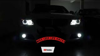 bmw e60 led fog light replacement the easy way mike lee life hack