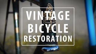 1960s Dawes Concorde - Special Finds - Vintage Bicycle Restoration (Intro)