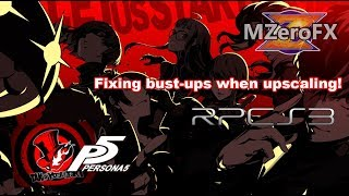 RPCS3 | Persona 5 | Massive 60 FPS Patch Update - Популярные