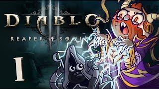 Diablo III: Reaper of Souls [Part 1] - Crimnox Returns!